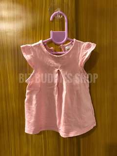 H&M sleeveless shirt for baby