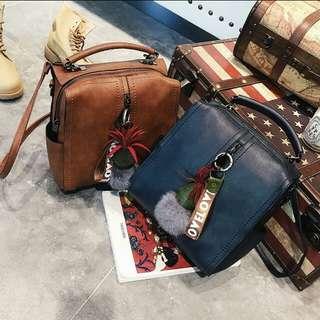 Large Capacity Backpack / Shoulder Bag