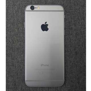 【 IOS 9.3 可JB越獄 】(2手) I Phone 6s 16GB 太空灰 99%New