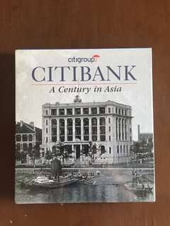 CITIBANK - A century in Asia