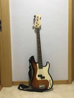 Craftsman Bass Guitar (Reserved)