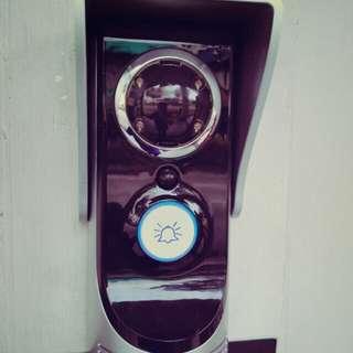 Video Audio digital doorbell