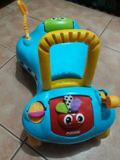 Playskool toy car