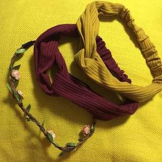 Bundle: Turbans