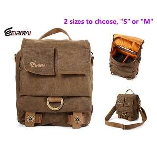 💯 EIRMAI SS05 Canvas Camera Bag