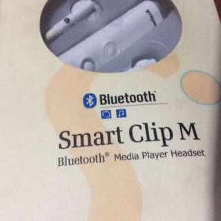 Smart clip Bluetooth