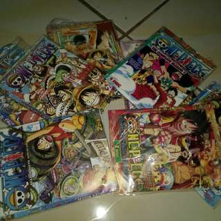 One piece lovers..season 1-12...