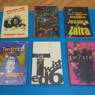 Jessica Zafra Twisted Series