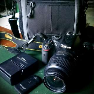 Nikon D5200,Used not Abused