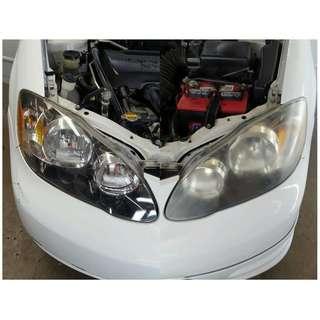 HEADLIGHT RESTORATION  @car service