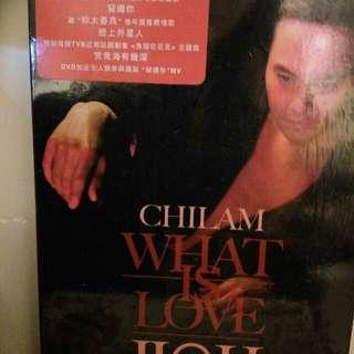 張智霖2011全新CD,未開封,朋友送