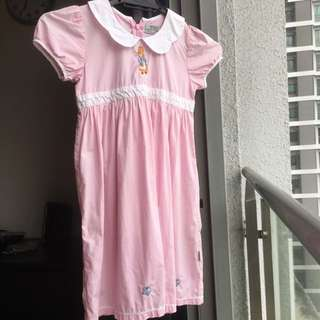 Peter Rabbit Sweet girl dress for 4 years old