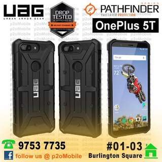 UAG Pathfinder for OnePlus 5T