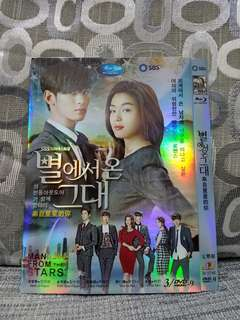 🈹Man from the stars 來自星星的你 DVD (3 disc)