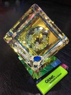 Crystal Glass Display