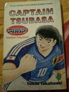 """Captain Tsubasa """"6"""""""