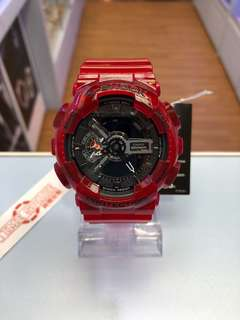 CASIO G-SHOCK GA-110CR-4A