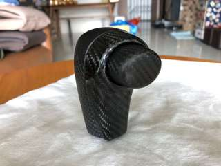 Real Carbon Fibre gear knob for Honda Vezel/Shuttle/HRV/CRV