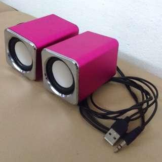 Cheap Portable USB Speaker!