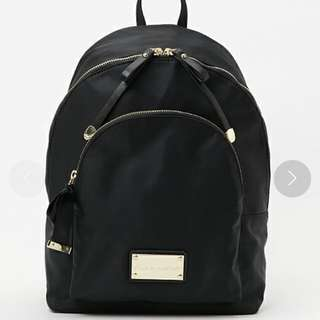 Jill by jill stuart backpack 背包背囊