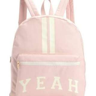 PACIFIC YEAH BACKPACK