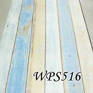 WPS516 BLUE GOLD WOOD LIST