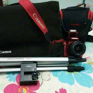 CANON 1100D RED