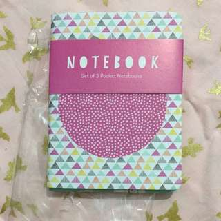 Notebooks from NBS