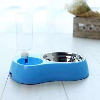 🌸寵物自動雙碗食盆🌸