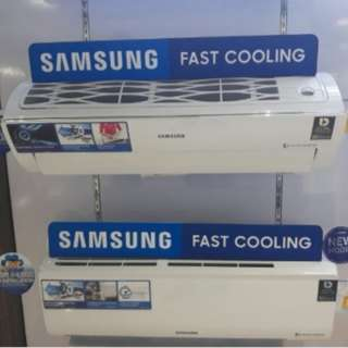 SALE! SAMSUNG INVERTER Split Type Aircon RECTANGLE