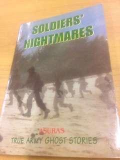 Soldiers' Nightmares - True Army Ghost Stories
