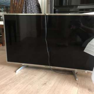 Panasonic TV ( Model: TH-40DX650H)