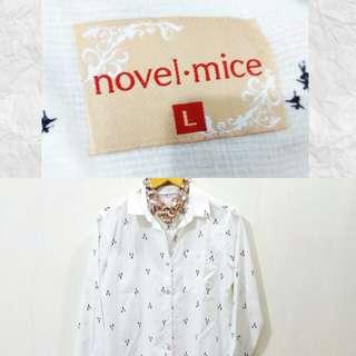 🚫SALE🚫 Tunik Novel Mice