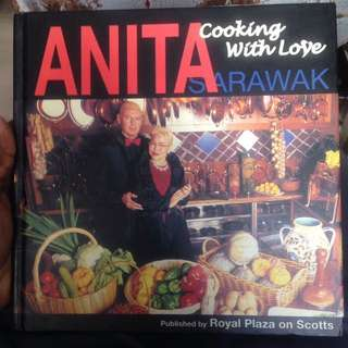 ANITA COOKING WITH LOVE SARAWAK
