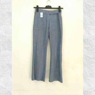 🚫SALE🚫 Blue Ridde Pants Import Size M No 27-28