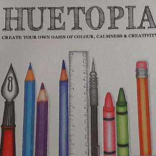 Calming Colouring book