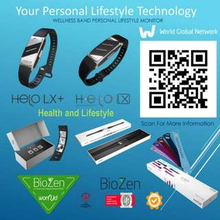 World Life Sensing Technology Your Future Health and Lifestyle