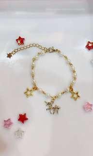 Unicorn 🦄 star bracelet (Instock)