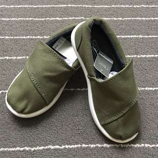 NEXT UK Green Shoes