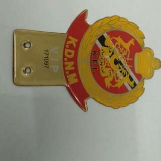 Kelantan custom emblem