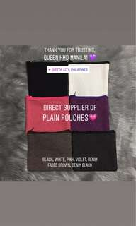 Personalized and Direct Supplier Pouches For Sale