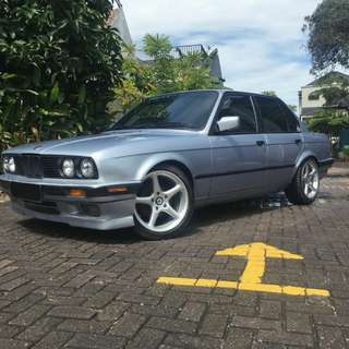 Bmw 318i e30 m40 thn 91 manual
