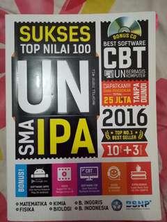 sukses UN #UBL2018