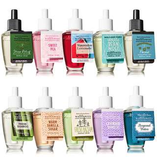 Bath & BodyWorks Wallflower Refills