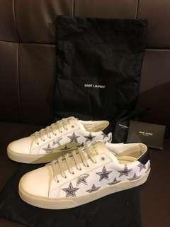 全新YSL sneaker size 37 (原價$4750)