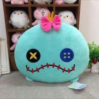 PO Stitch Character Pillow