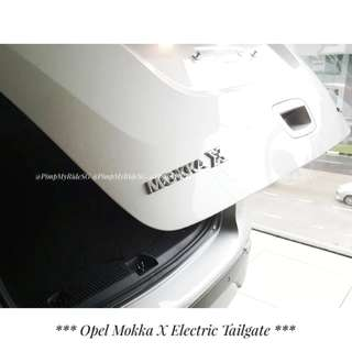 Electric Tail Gate For Opel Mokka! Price Inclusive of Installation!