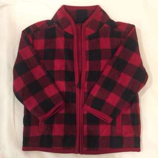 [NEW] Baby Gap Checked Jacket