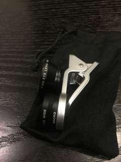 Mini phone lens