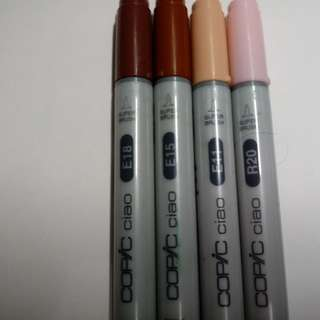 Copic Ciao Brush Marker
